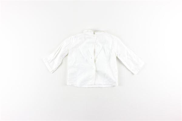 LITTLE BEAR   Shirts   4131BIANCO