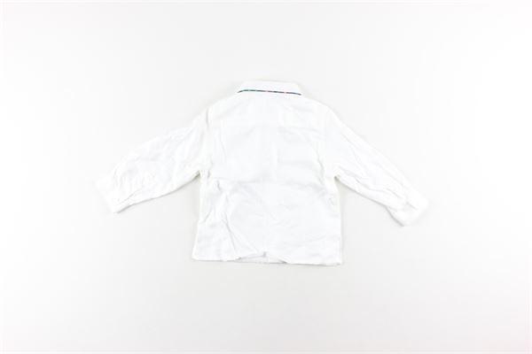 LITTLE BEAR | Shirts | 6239BIANCO