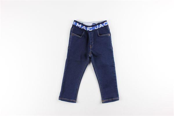 jeans elastico in vita LITTLE MARC JACOB | Jeans | W04168JEANS