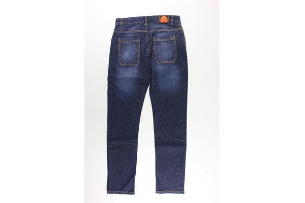 jeans 5 tasche profili in contrasto LITTLE MARC JACOB | Jeans | W24202JEANS