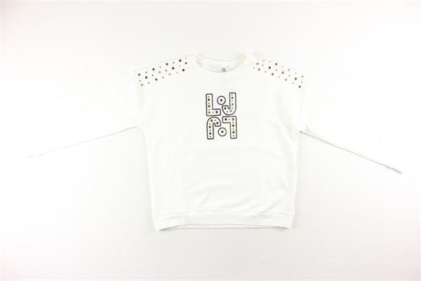 LIU JO | Sweatshits | GF0080F0724BIANCO