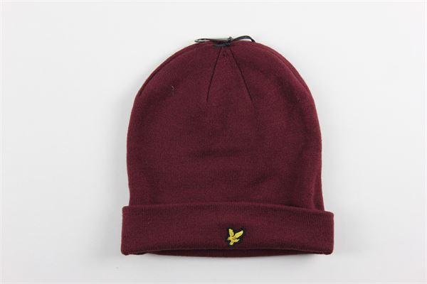 LYLE&SCOTT   Hats   19864BORDEUAX