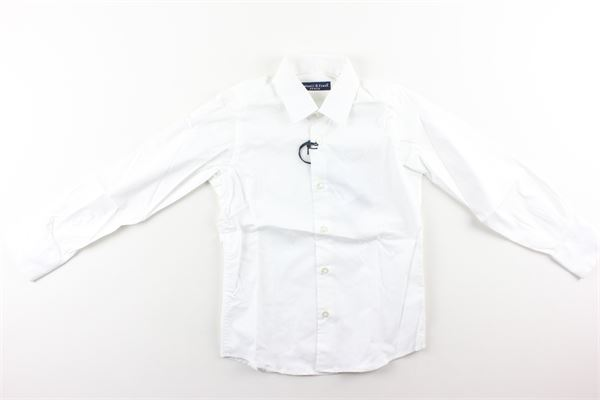 MANUEL & FRANK | Shirts | M1150/BBIANCO