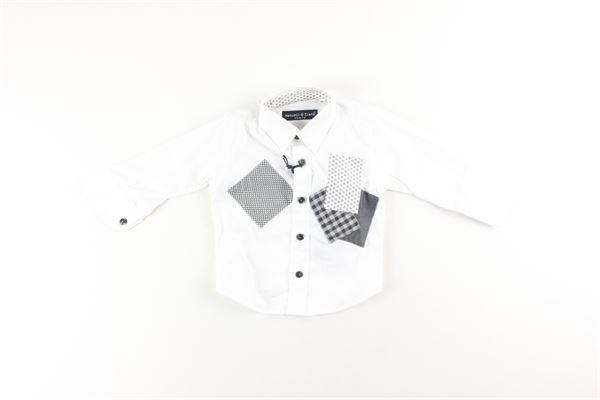 MANUEL & FRANK | Shirts | M287ANBIANCO