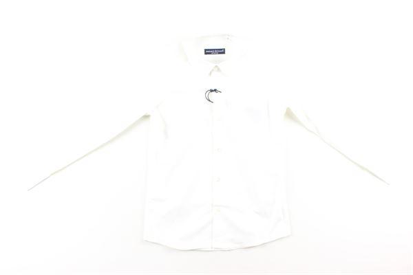 MANUEL & FRANK   Shirts   M3350BIANCO