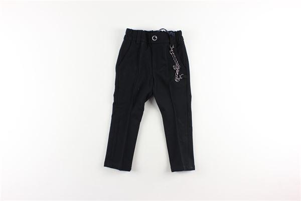 MANUEL & FRANK   Trousers   MF1145NNERO