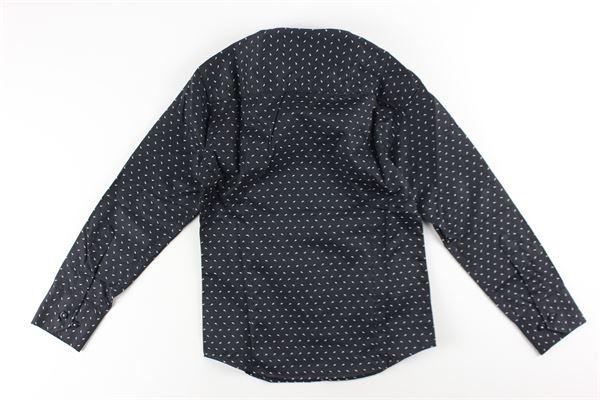 MANUEL & FRANK   Shirts   MF3011MNERO