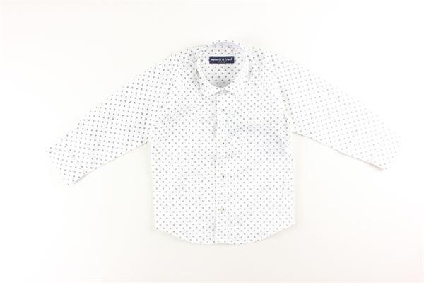 MANUEL & FRANK   Shirts   MF3031MBIANCO