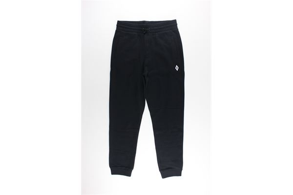 MARCELO BURLON | Trousers | MB3000NERO