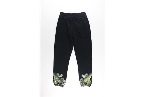 MARCELO BURLON | Trousers | MB3008NERO
