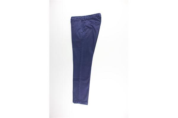 pantalone  tinta unita tasche america MARTIN ZELO   Pantaloni   ELENABLU