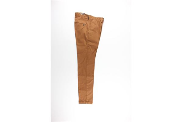 pantalone  tinta unita tasche america MARTIN ZELO   Pantaloni   ELENATABACCO