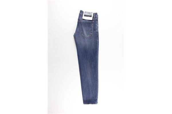 jeans 5 tasche tinta unita 99%cotone MC DENIMERIE | Jeans | MCDAV1126W431CJEANS