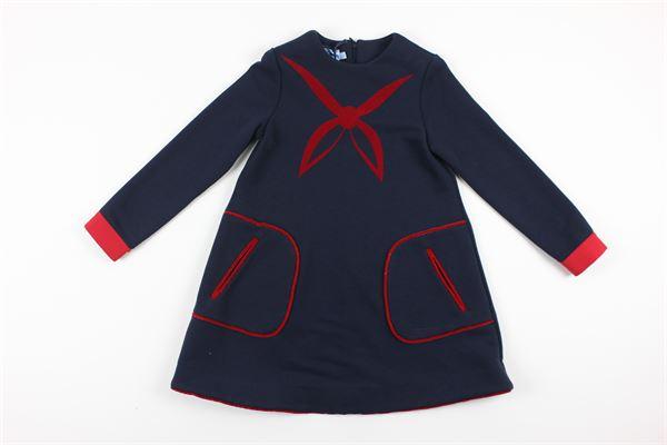 MIMISOL | Dress | MFAB156BLU