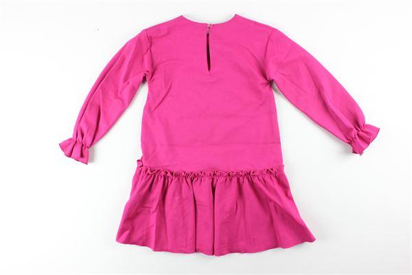 MISS BLUMARINE | Dress | MBL1602FUXIA