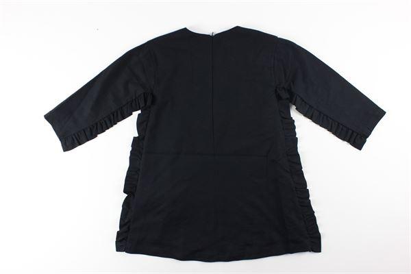 MISS BLUMARINE | Dress | MBL1605NERO