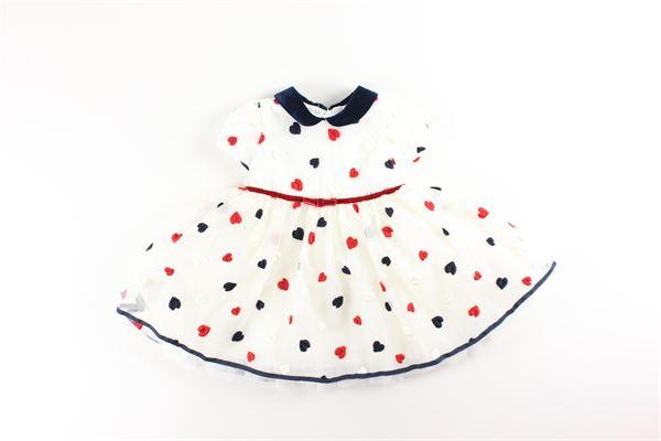 MONNALISA | Dress | 316922BIANCO