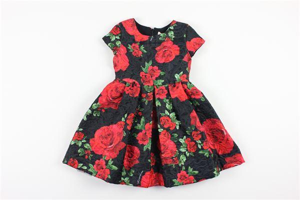 MONNALISA | Dress | 714925NERO
