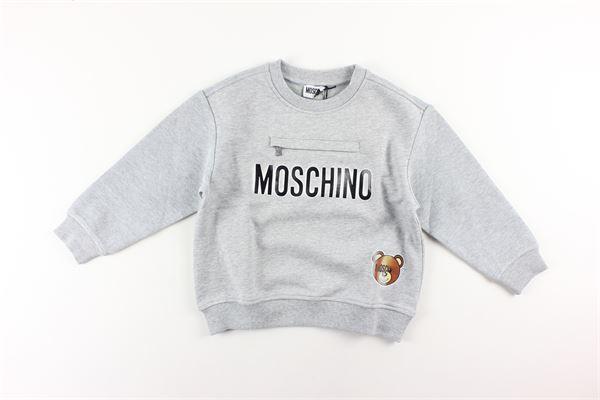MOSCHINO | Sweatshits | HUF041GRIGIO