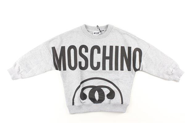 MOSCHINO | Sweatshits | HUF048GRIGIO
