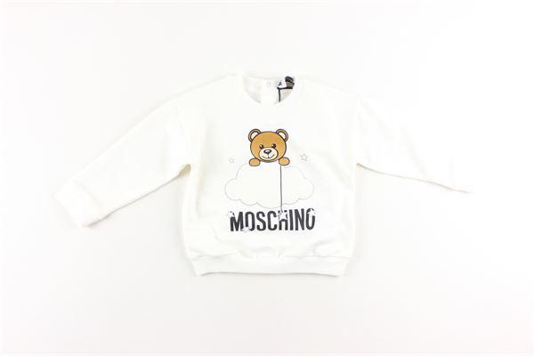 MOSCHINO | Sweatshits | MRF02ZBIANCO