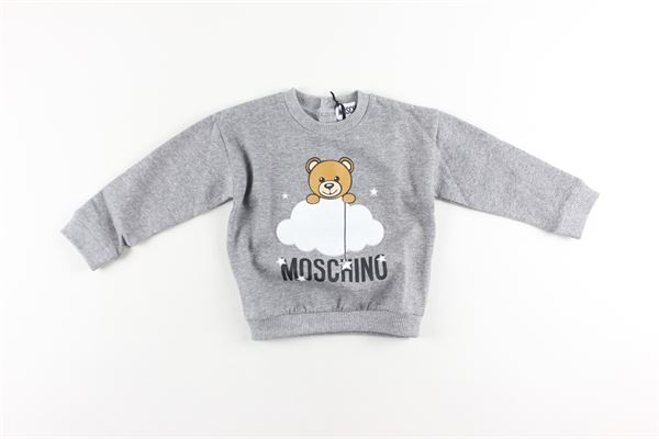 MOSCHINO | Sweatshits | MRF02ZGRIGIO