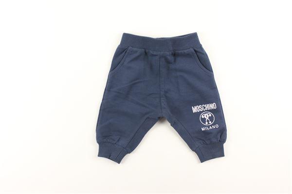 MOSCHINO | Trousers | MUP02NBLU