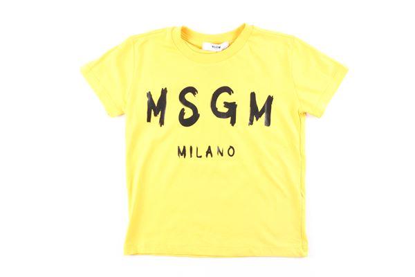 MSGM |  | 020742022GIALLO