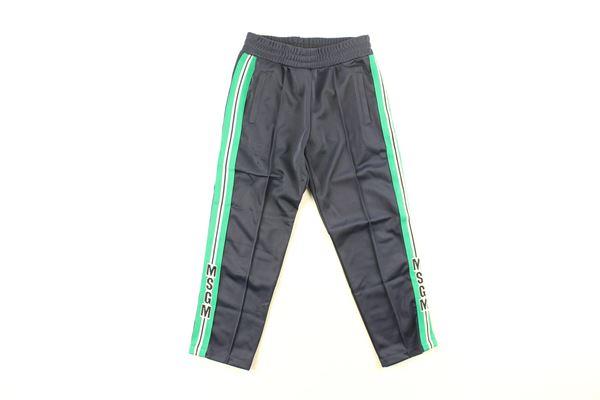 MSGM | Trousers | 020901060BLU