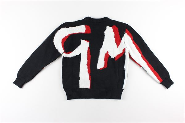 MSGM | Jerseys | 025054NERO