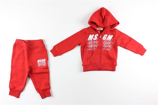 MSGM | Complete | 025064ROSSO