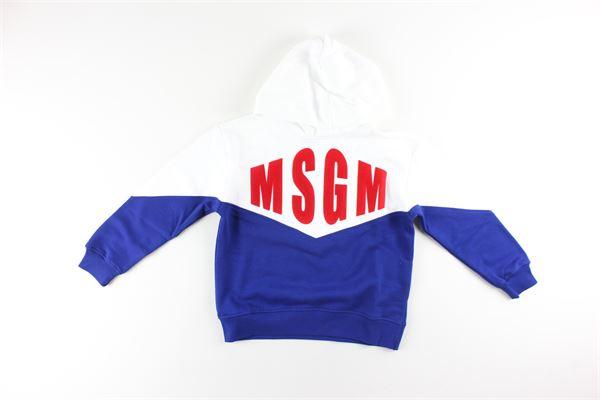 MSGM | Sweatshits | 025649BIANCO