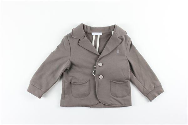 giacca tinta unita con tasche NANAN | Giacche | I15328212FANGO