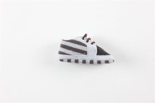 scarpe fantasia a righe NANAN | Scarpe | I2015817GRGRIGIO
