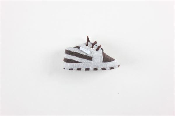 scarpe fantasia a righe con lacci NANAN | Scarpe | I2015818GRGRIGIO