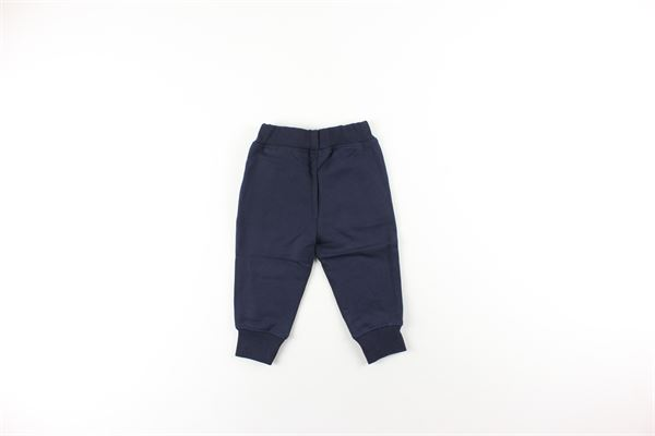 pantalone tuta tinta unita NEIL BARRETT | Pantaloni | 020658BLU
