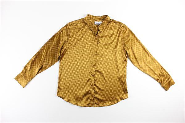 NIU | Shirts | AW20617T0003W153SENAPE