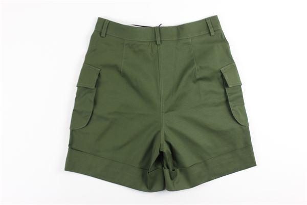 NORA BARTH | Shorts | 17456141VERDE MILITARE