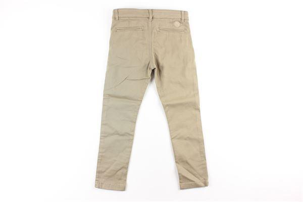 pantalone tinta unita con tasche americs NORTH SAILS | Pantaloni | 7752797BEIGE