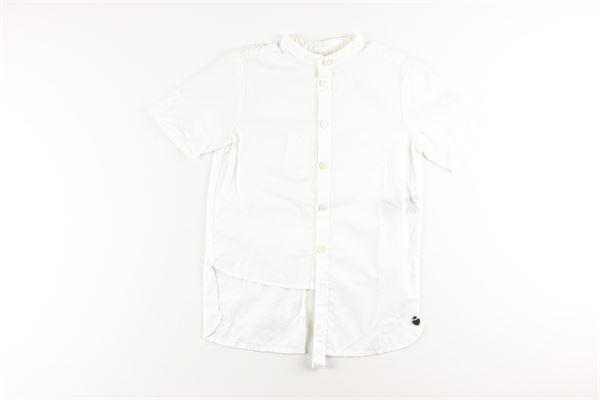 NOSTRA SANTISSIMA | Shirts | 99BC26BIANCO