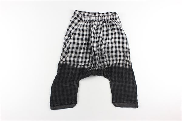 NOSTRA SANTISSIMA | Trousers | 99BP22NERO
