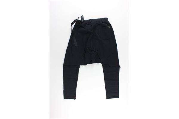 NOSTRA SANTISSIMA | Trousers | P06NERO