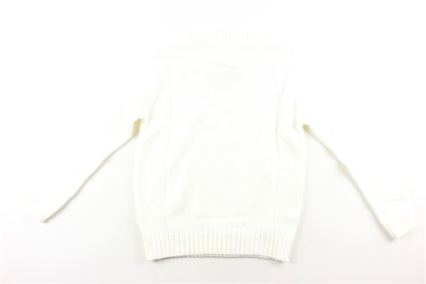 maglia tinta unita NUPKEET | Maglie | 04NK870PANNA