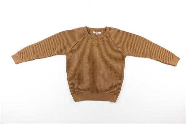 maglia tinta unita NUPKEET | Maglie | 04NK875GRIGIO