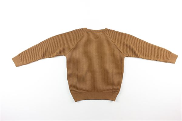 maglia tinta unita NUPKEET | Maglie | 04NK875BEIGE