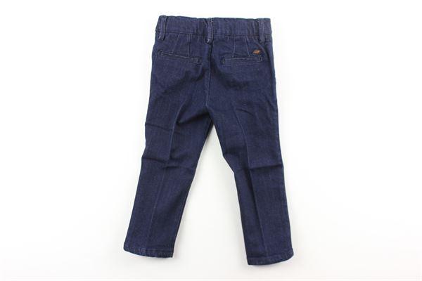 jeans tinta unita girovita regolabile NUPKEET | Jeans | 04NKB811BLU