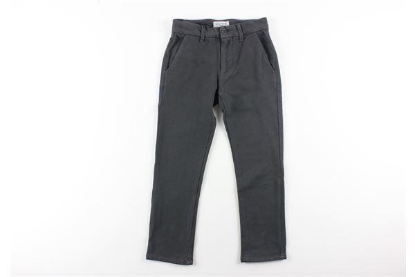 PAOLO PECORA | Trousers | PP2469GRIGIO
