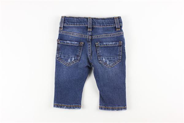 jeans 5 tasche con girovita regolabile PEUTEREY | Jeans | PTB1967JEANS