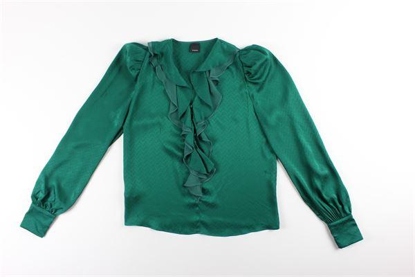 PINKO | Shirts | IB14VM8256VERDE