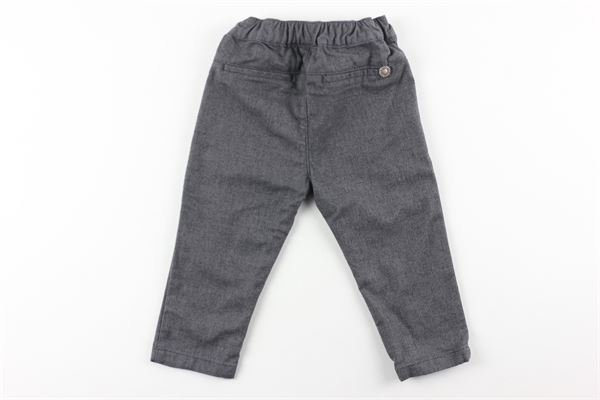 PLEASE | Trousers | PE36372B24GRIGIO